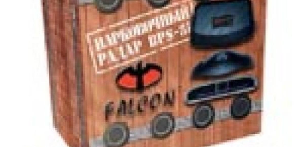 Парковочный радар FALCON BPS-8i