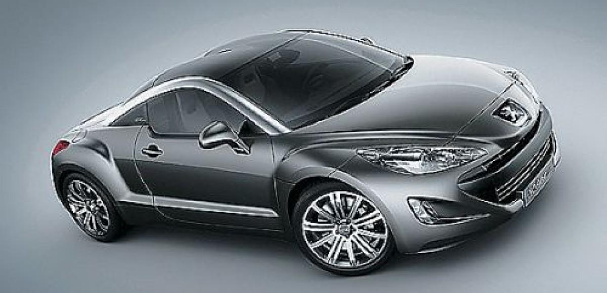 PSA запустит в серию купе Peugeot 308 RC Z