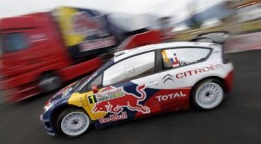 Citroen взял первые четыре места в «Ралли Болгарии»