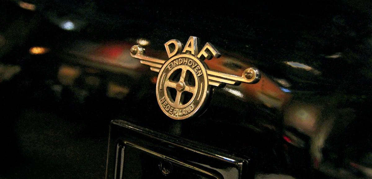 История DAF или крутой автомузей в бывшей пивоварне