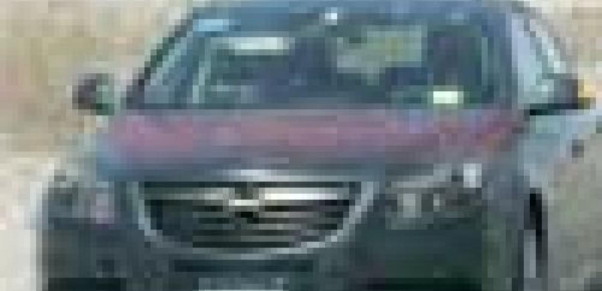 2010 Opel Vectra. Шпионские фото