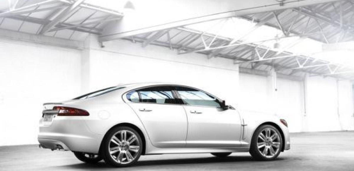 «Независимость» начинает прием заказов на новые Jaguar XF/XFR и XK/XKR