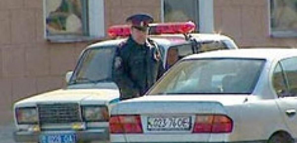 В Петербурге пьяный милиционер учинил расправу над водителем-нарушителем