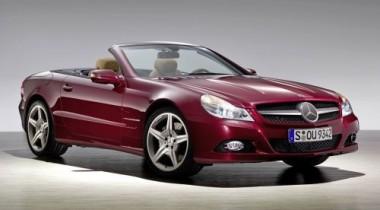 Mercedes-Benz SL-class. Обновление
