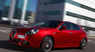 Alfa Romeo объявляет о старте продаж Giulietta 2015 модельного года