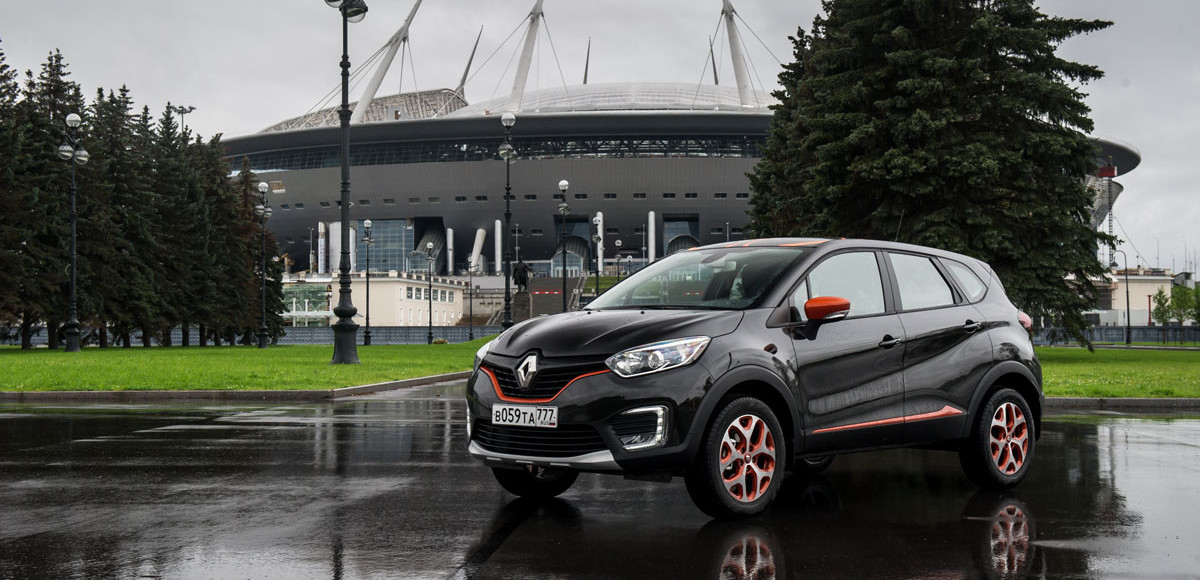 Renault Kaptur CVT. Иллюзия обмана