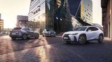 Lexus UX: цены и комплектации для России