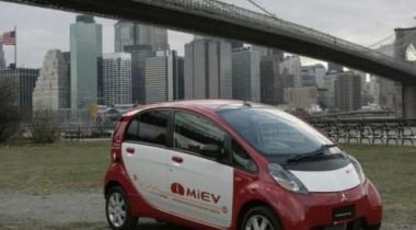 Mitsubishi и PSA Peugeot Citroen договорились о совместном выпуске электромобилей