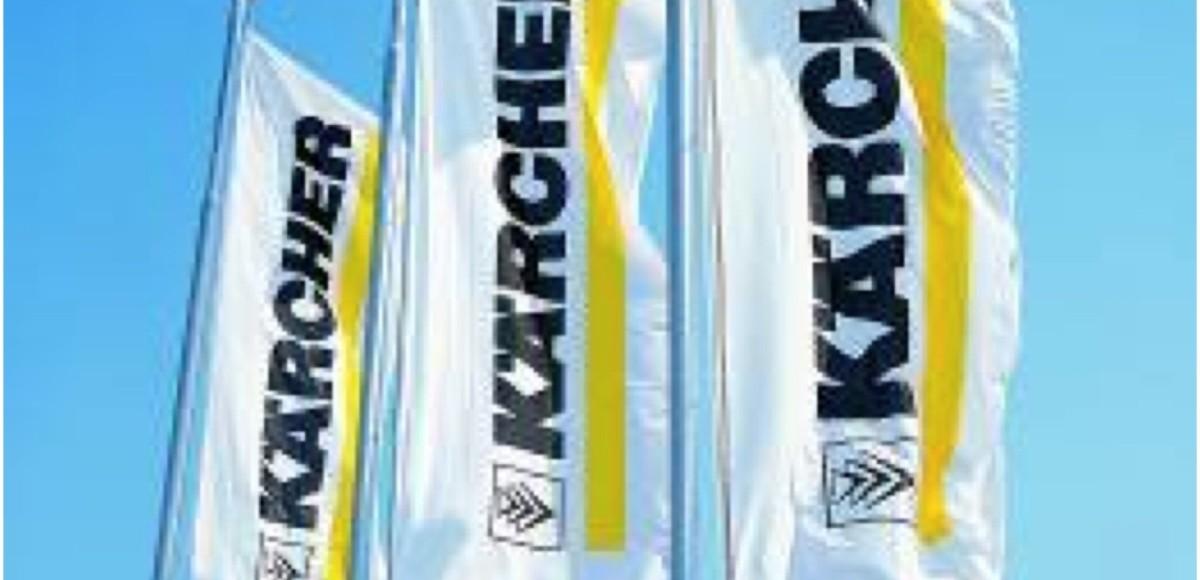 Kärcher на трассе Moscow Raceway
