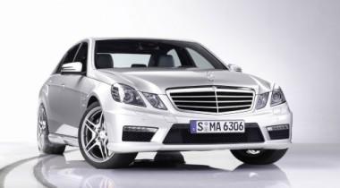 Mercedes-Benz представляет E63 AMG
