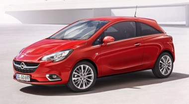 Новый Opel Corsa и его конкуренты