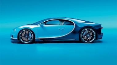 Bugatti Chiron. За ценой не постоим
