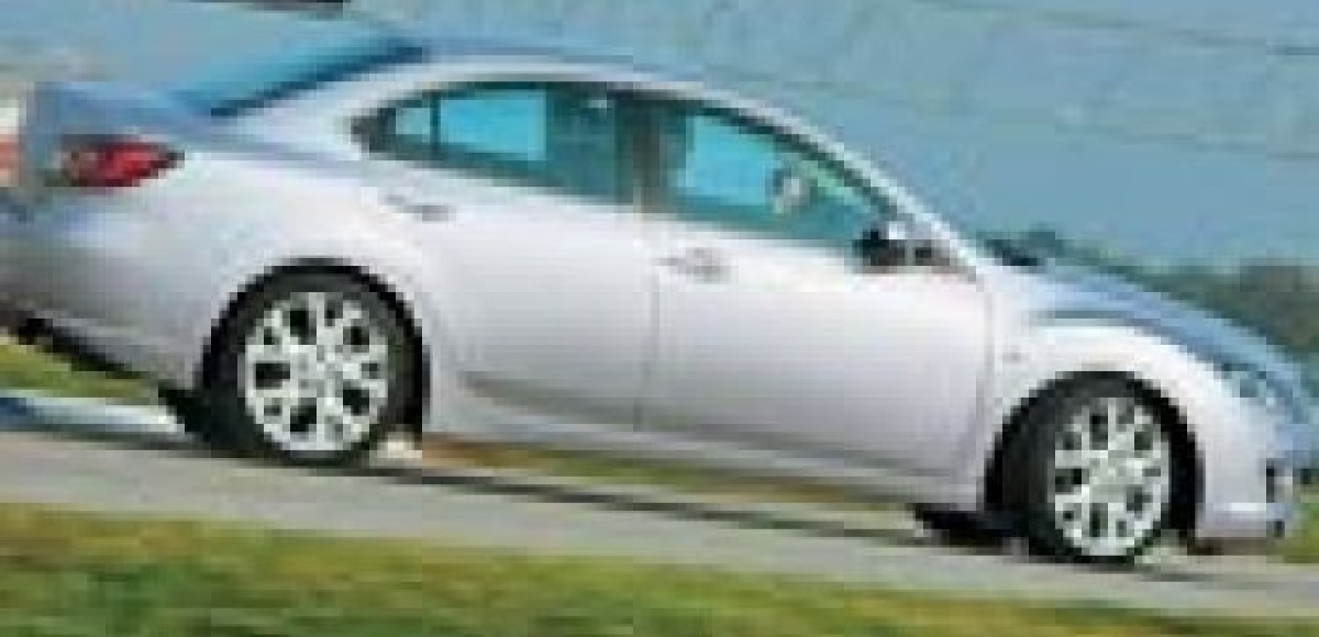 Mazda6. Шесть с плюсом