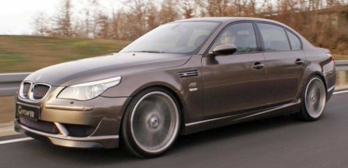 BMW M5 G-Power — cамый быстрый дорожный BMW
