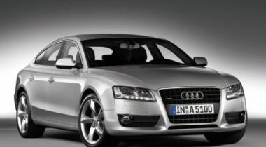 Audi A5 Sportback. В Германии от €36 050