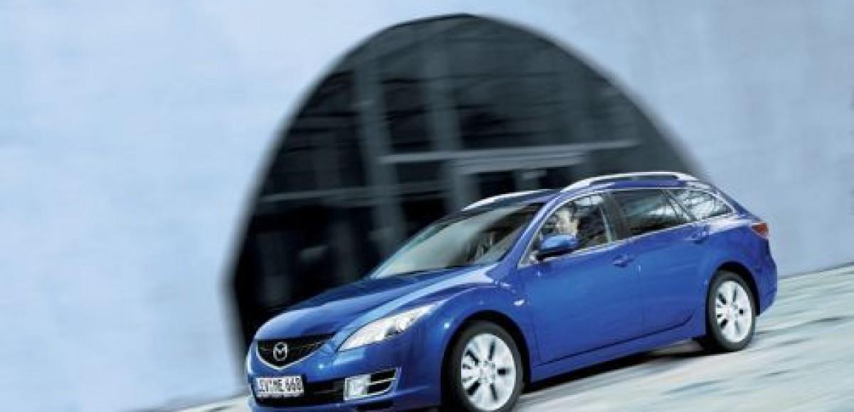 Mazda разрабатывает три новых версии Atenza (Mazda6)
