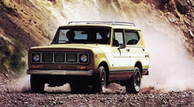 Легенды бездорожья: Jeep против Scout