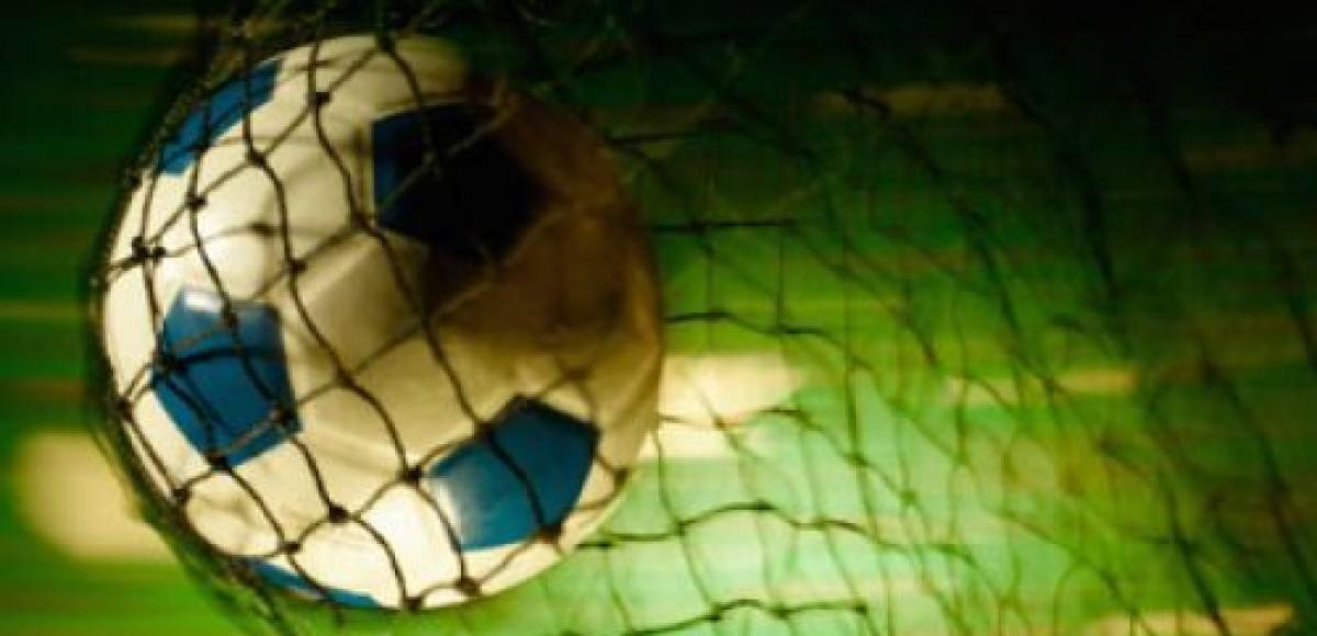 ГИБДД играет в футбол