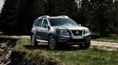 Nissan Terrano обновился и подорожал