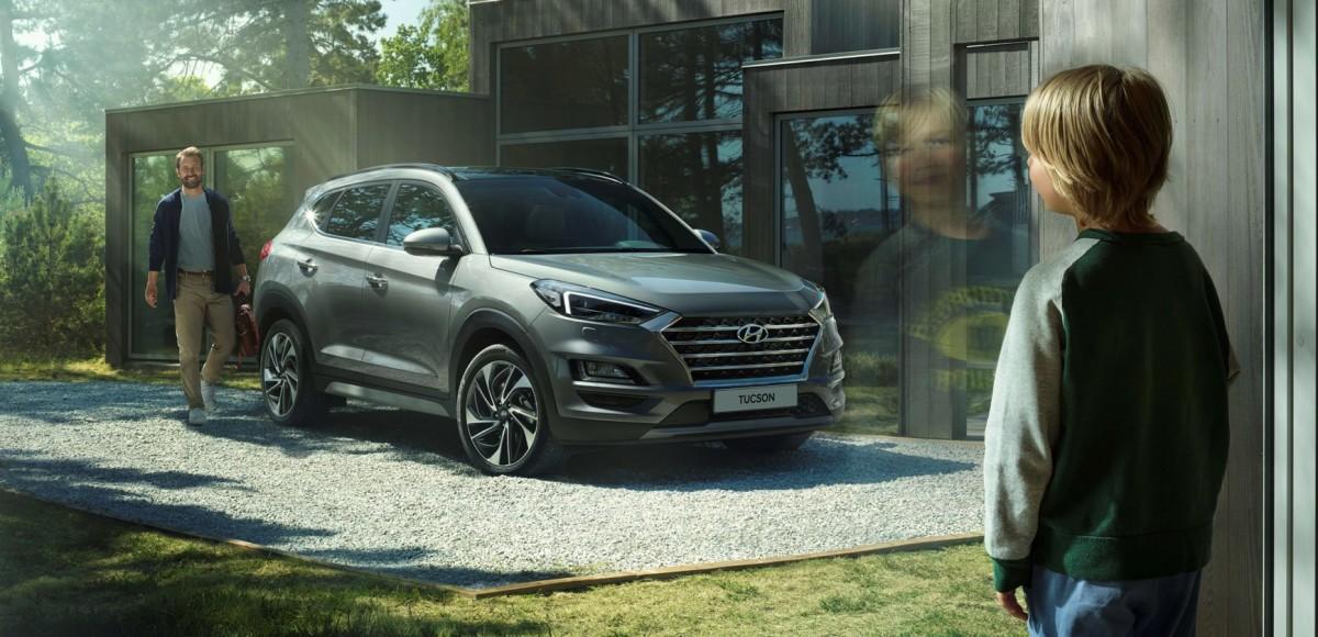 Hyundai Tucson обновился вместе с ценой