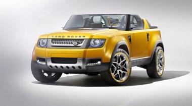 Состоялась премьера концептов DC100 и DC100 Sport от Land Rover