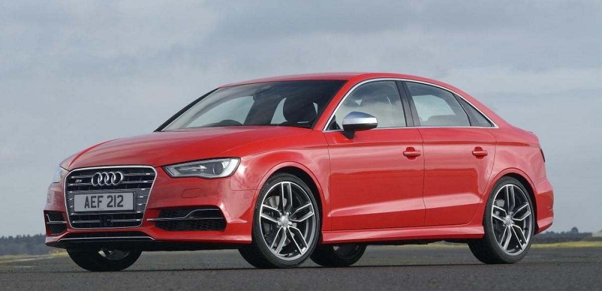 Почти 2 миллиона рублей за новую Audi S3