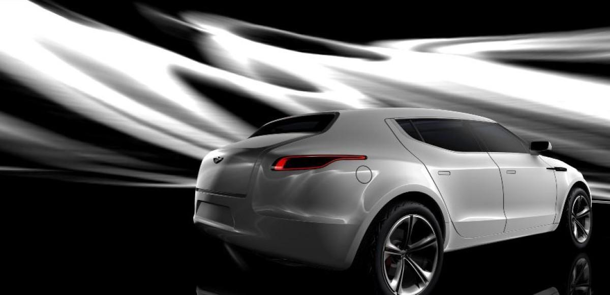 Aston Martin возвращает название Lagonda