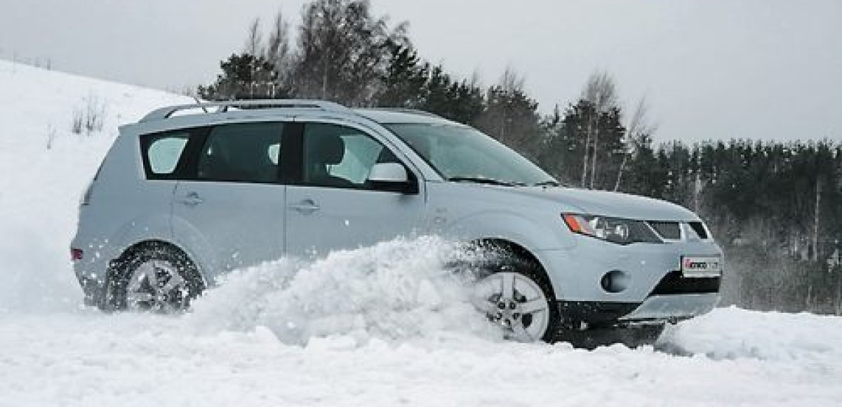 «Галант-Авто», Санкт-Петербург. Mitsubishi Outlander XL и L200 2010 года уже в продаже