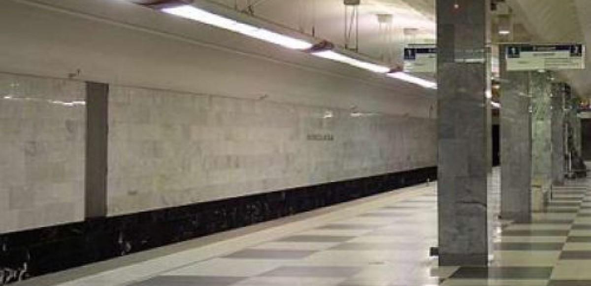 Через московские пробки по рельсам метро