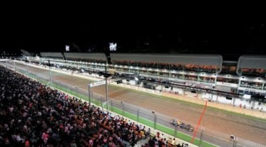 Формула 1. Гран-при Сингапура