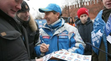 КАМАЗ взял «дубль» в ралли-рейде «Дакар-2009»