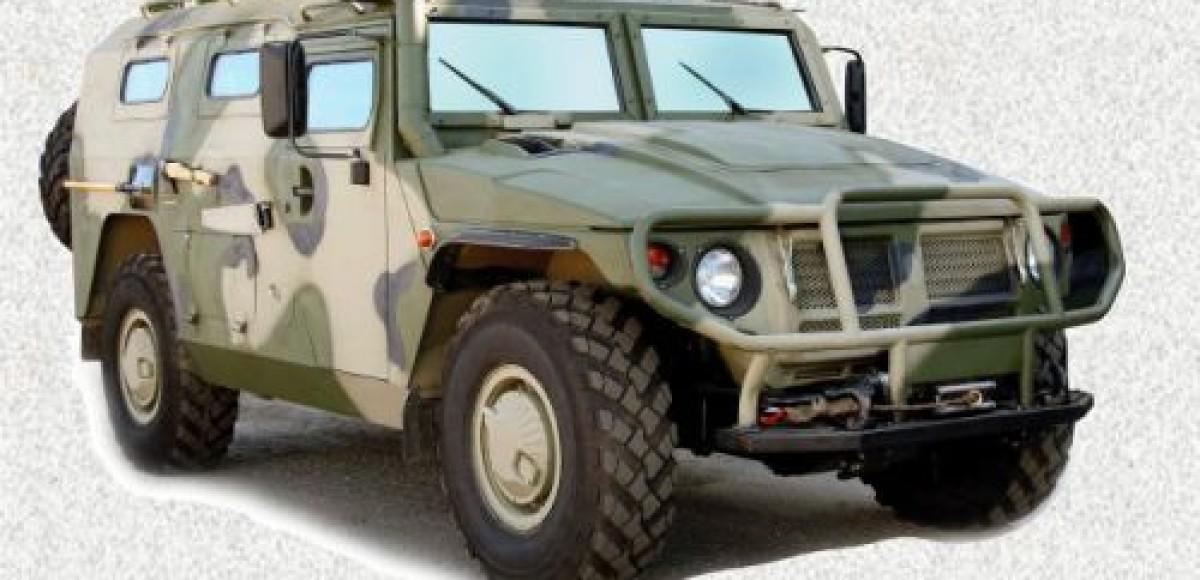 На Арзамасском машиностроительном заводе запускают гражданский «Тигр»