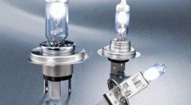 Ксеноновые лампы Bosch Silver. На 50% больше света