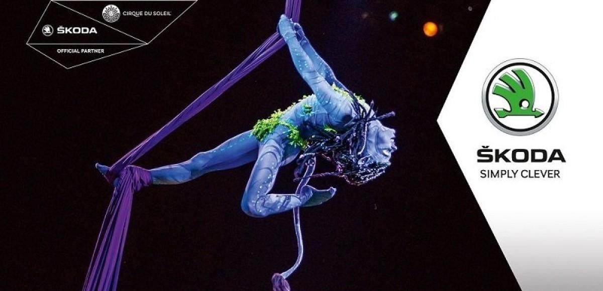 В Питер приедет Cirque du Soleil