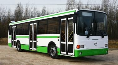 Автобусы для Киргизии