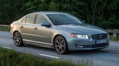 Новое поколение VolvoS80 появится через два года