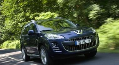 В России стартовали продажи Peugeot 4007