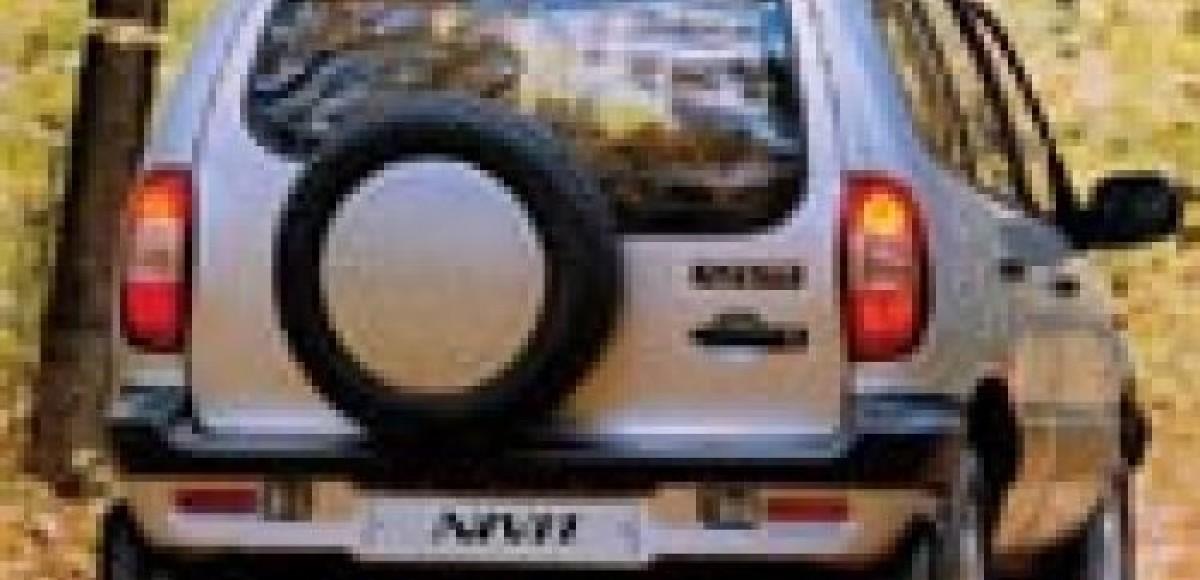GM-АВТОВАЗ приступил к поставке Chevrolet Niva с двигателем «Евро-3»