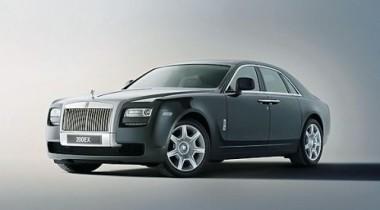 Rolls-Royce 200EX. Золотой теленок
