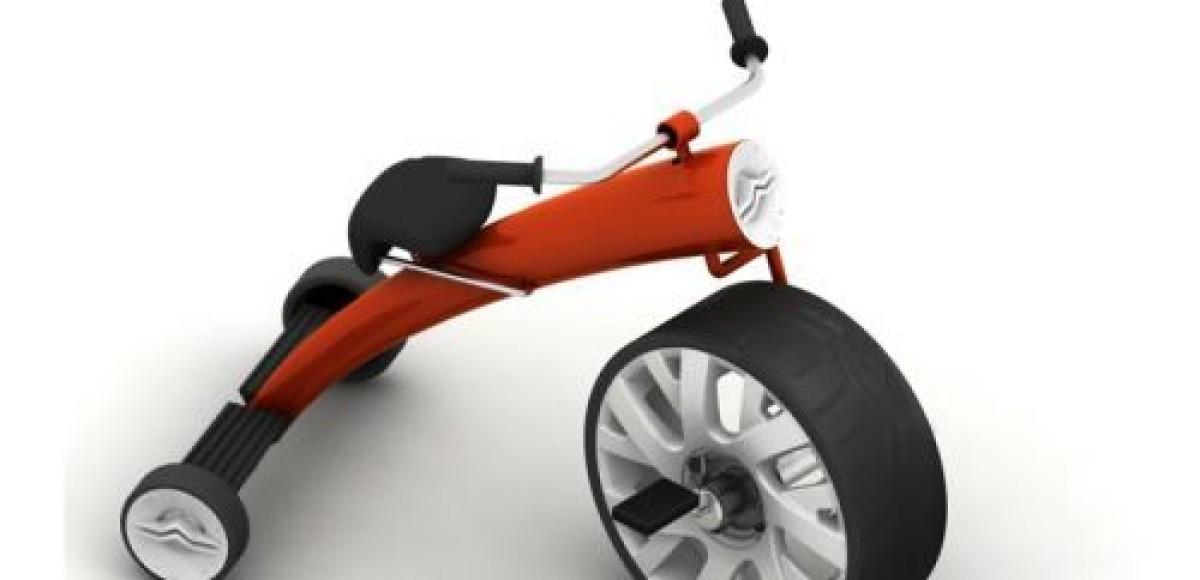 Санки, лестница и телефон: новые решения креативного дизайна Citroen