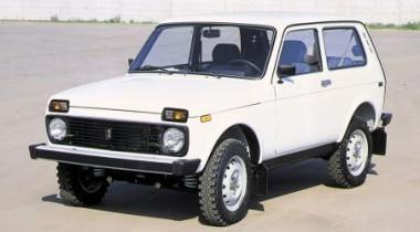 С промышленных линий «АвтоВАЗа» сошли первые Lada 4×4