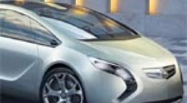 Opel E-Flex. Экстремальный поступок