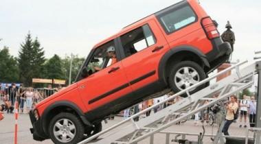 Land Rover G4 Challenge 2008/2009 начинает отборочные туры