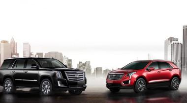 В России покупателям Cadillac Escalade дают еще один автомобиль «в подарок»