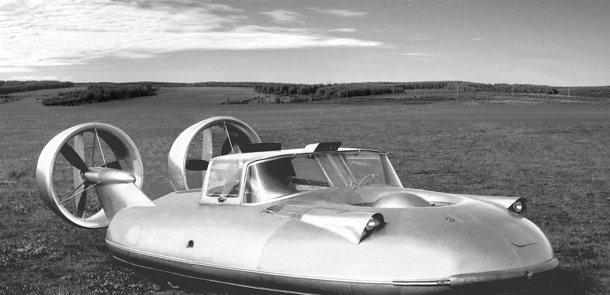 ГАЗ-16: летающая «Волга»