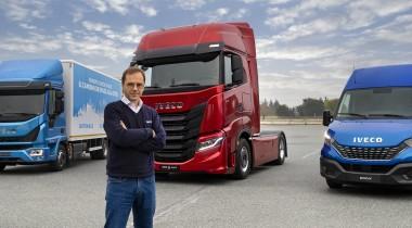 В Iveco назначен новый бренд-президент