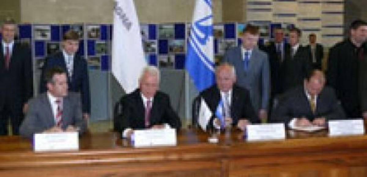 ОАО «АВТОВАЗ» и «Джонсон Контролз ГмбХ» подписали соглашение о производстве сидений