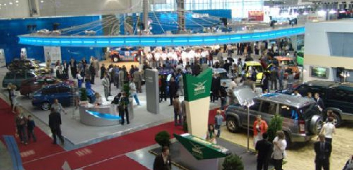 Завтра в Москве открывается Международный автосалон