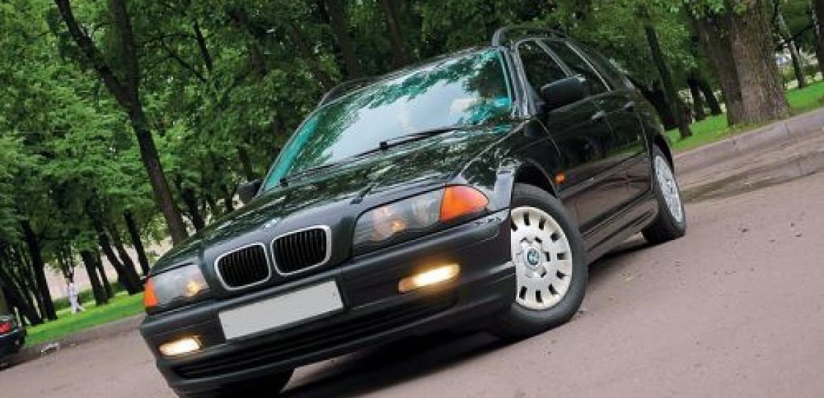 BMW 318 Hamann. Подарочная упаковка