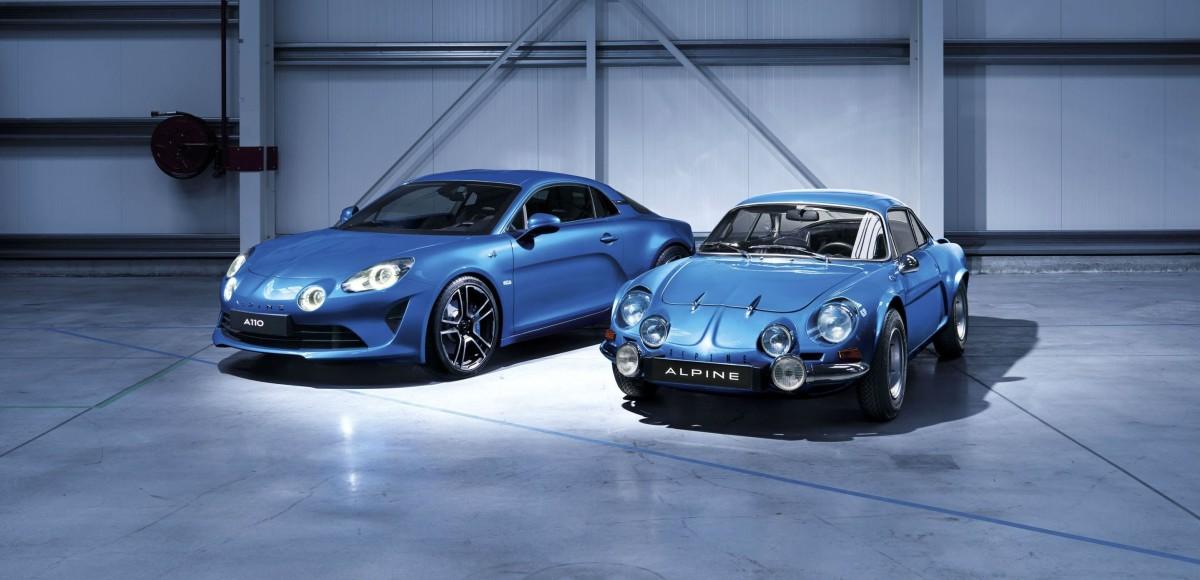 Alpine создает конкурента Porsche Macan